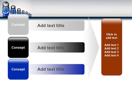 Matryoshka PowerPoint Template Slide 12