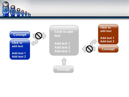 Matryoshka PowerPoint Template Slide 13