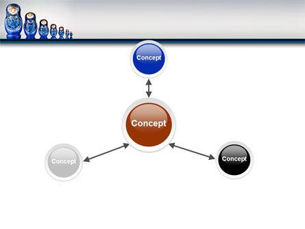Matryoshka PowerPoint Template Slide 14