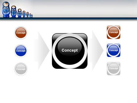 Matryoshka PowerPoint Template Slide 17