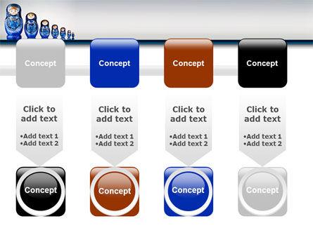 Matryoshka PowerPoint Template Slide 18