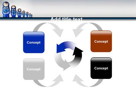 Matryoshka PowerPoint Template Slide 6