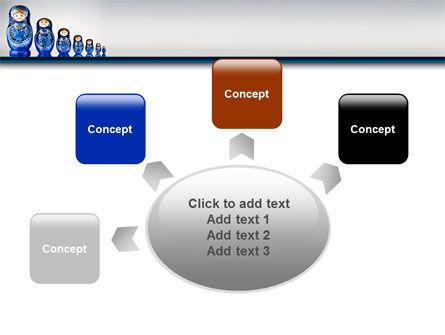 Matryoshka PowerPoint Template Slide 7