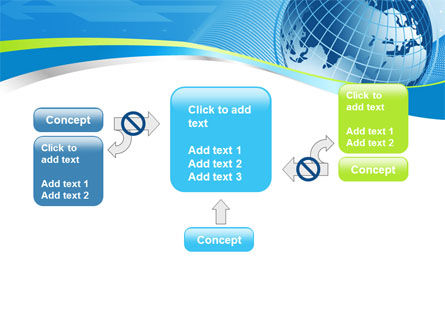 Global Telecommunication PowerPoint Template Slide 13