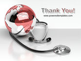 Medical Care Of The World PowerPoint Template#20