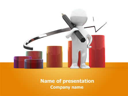 Consulting: Growth Evaluation PowerPoint Template #07718