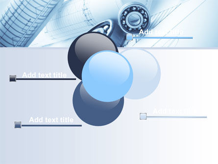 Mechanical Sketch PowerPoint Template Slide 10