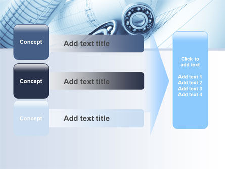 Mechanical Sketch PowerPoint Template Slide 12