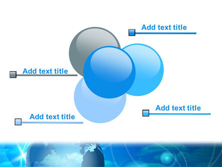 World Sky PowerPoint Template Slide 10