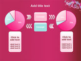 Pink Ornament PowerPoint Template#11