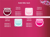 Pink Ornament PowerPoint Template#19