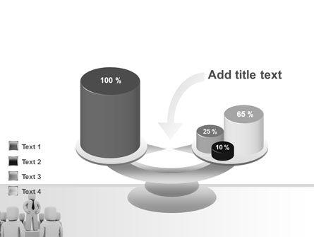 Top Leader PowerPoint Template Slide 10