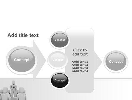 Top Leader PowerPoint Template Slide 17