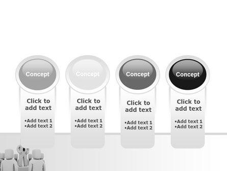 Top Leader PowerPoint Template Slide 5