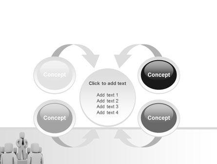 Top Leader PowerPoint Template Slide 6