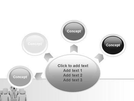 Top Leader PowerPoint Template Slide 7