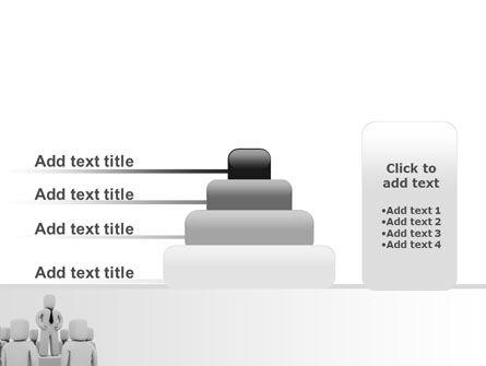 Top Leader PowerPoint Template Slide 8