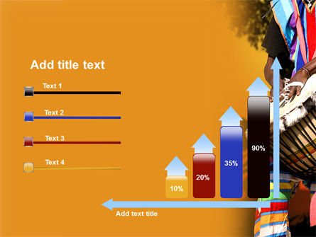 African Drum PowerPoint Template Slide 8
