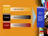 African Drum PowerPoint Template#12