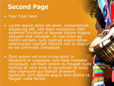 African Drum PowerPoint Template#2