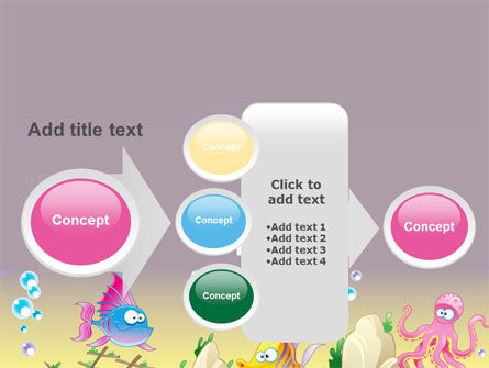 Under the Sea PowerPoint Template Slide 17