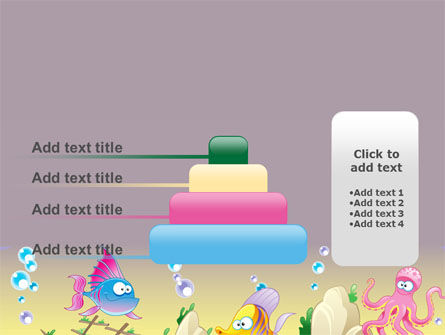 Under the Sea PowerPoint Template Slide 8