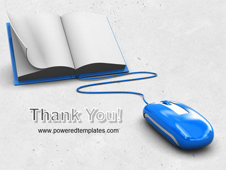 Electronic Book PowerPoint Template Slide 20