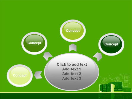 Building Layout PowerPoint Template Slide 7