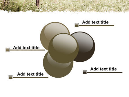 Camouflage Soldier PowerPoint Template Slide 10