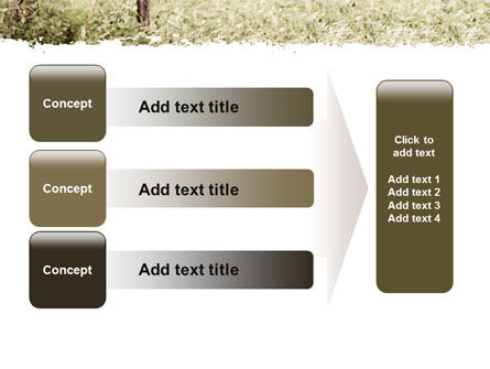 Camouflage Soldier PowerPoint Template Slide 12