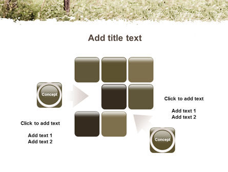 Camouflage Soldier PowerPoint Template Slide 16