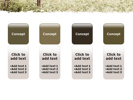 Camouflage Soldier PowerPoint Template Slide 5