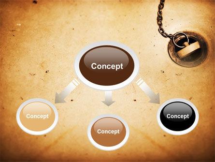 Drain PowerPoint Template, Slide 4, 07772, Nature & Environment — PoweredTemplate.com