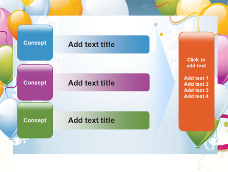 Greeting Card PowerPoint Template Slide 12