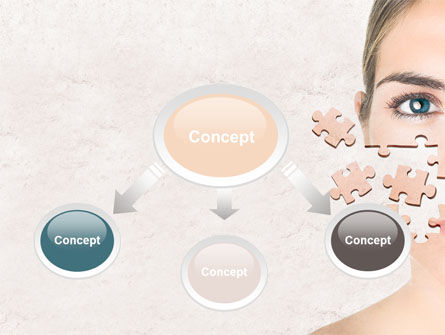 Skin Care PowerPoint Template, Slide 4, 07778, Medical — PoweredTemplate.com