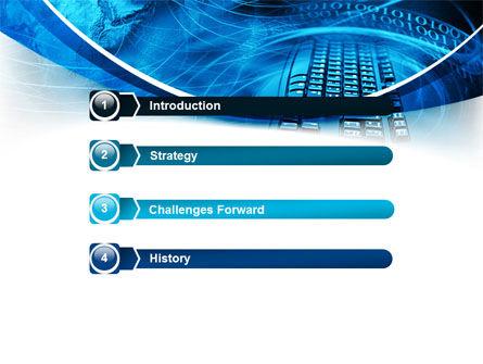 Keyboard Theme PowerPoint Template Slide 3