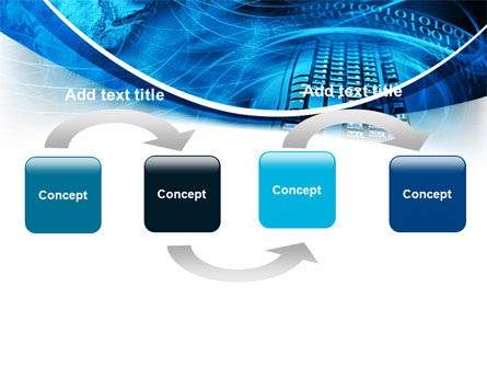 Keyboard Theme PowerPoint Template Slide 4