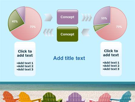 Deckchairs PowerPoint Template Slide 11