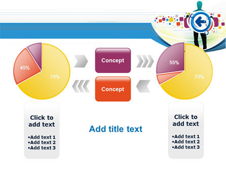 Press Play PowerPoint Template Slide 11