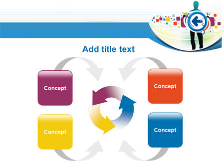 Press Play PowerPoint Template Slide 6