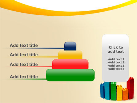 Lego World PowerPoint Template Slide 8