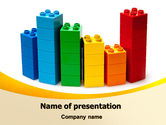 Consulting: Lego World PowerPoint Template #07788