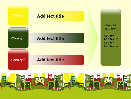 Green Infrastructure PowerPoint Template Slide 12