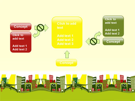 Green Infrastructure PowerPoint Template Slide 13