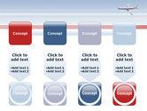 Air Transport PowerPoint Template#18