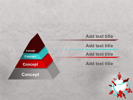 Peoples Network PowerPoint Template Slide 12