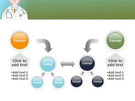 Therapeutic PowerPoint Template Slide 19