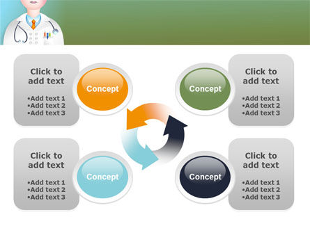 Therapeutic PowerPoint Template Slide 9