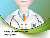 Medical: Therapeutic PowerPoint Template #07797