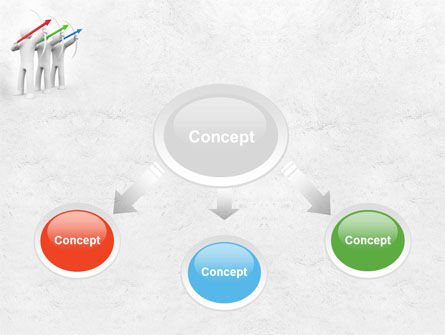 Archers PowerPoint Template, Slide 4, 07800, Business Concepts — PoweredTemplate.com